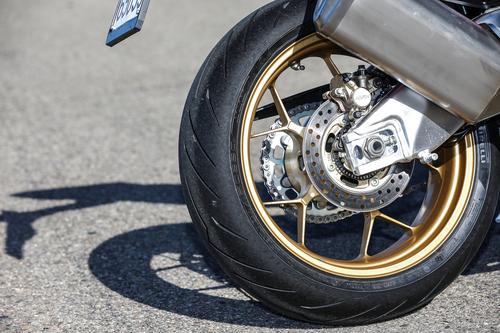 Il Pirelli Diablo Rosso Corsa III al retrotreno