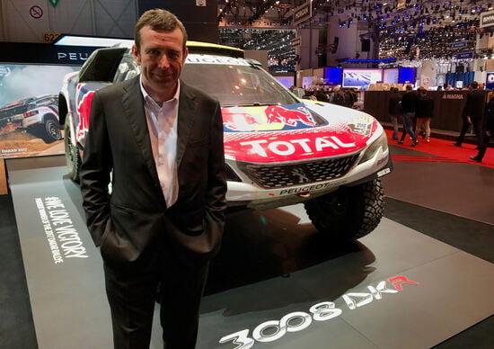 Famin, Peugeot: «Le Mans? Speriamo di prendere una decisione nei prossimi mesi»