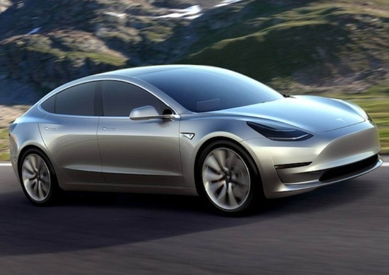 Tesla, aumento di capitale da un miliardo di dollari per Model 3