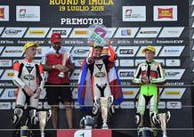 CIV 2015 a Imola. Assegnato il primo titolo a Vietti Ramus