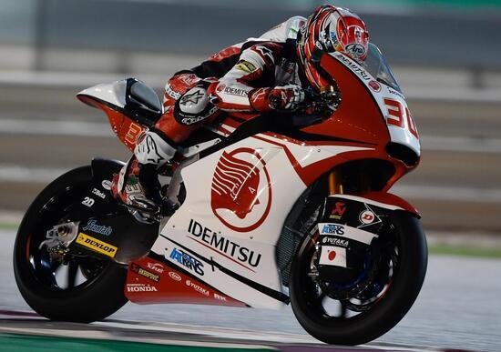 Test Moto2 e Moto3. Nakagami e Fenati sono i più veloci in Qatar