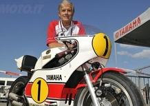 """Nico Cereghini: """"Quarant'anni fa l'impresa Ago-Yamaha"""""""