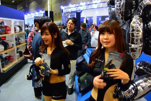 33° Osaka Motorcycle Show, le foto (7)
