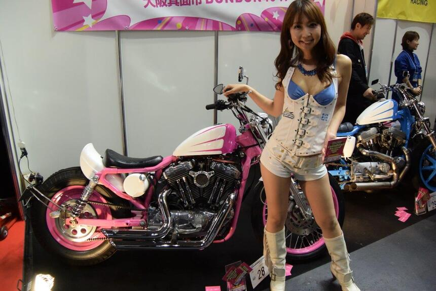 33° Osaka Motorcycle Show, le foto