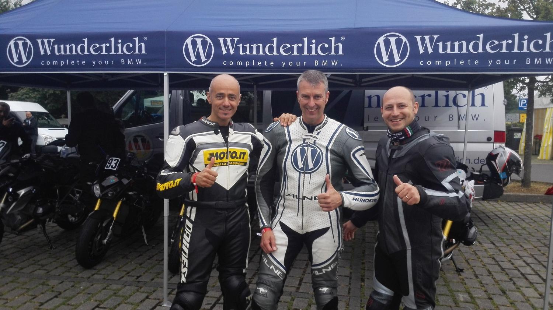 Moto.it al Nürburgring: primo giorno in pista!