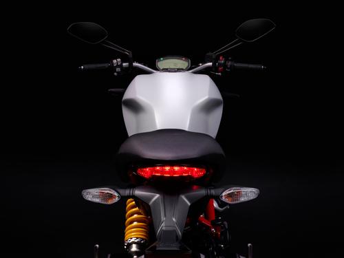 Il faro posteriore a LED