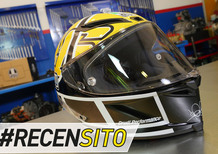 AGV Corsa R Rossi Goodwood. Recensione casco integrale racing