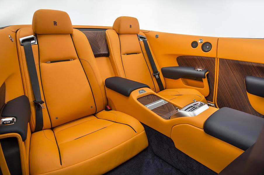 Rolls Royce Dawn (5)