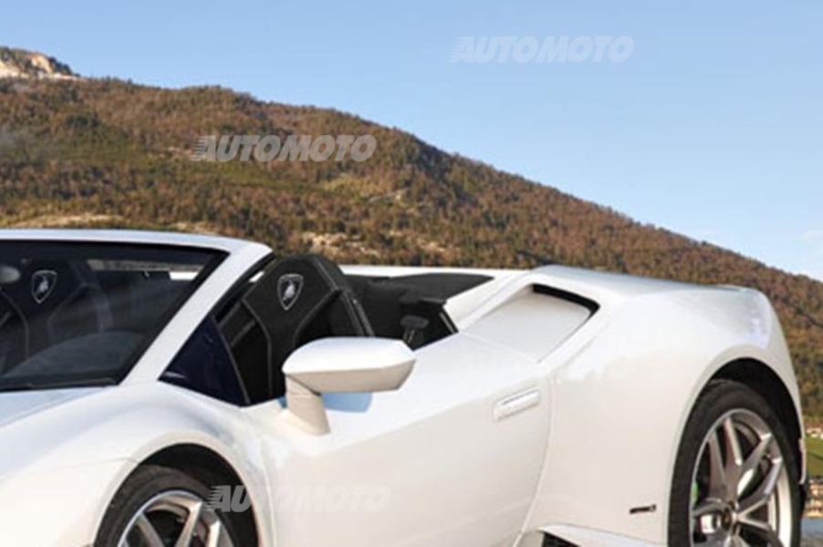 Lamborghini Huracán Cabrio (3)