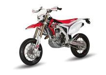 Honda CRF 450 RG Supermoto (2016)