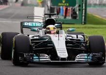F1, GP Australia 2017: pole per Hamilton. Secondo Vettel