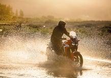 Honda CRF 1000L Africa Twin: il video