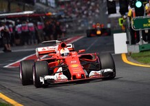 F1, GP Australia 2017: vince Vettel