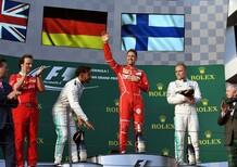 Formula 1, GP Australia 2017: le pagelle di Melbourne