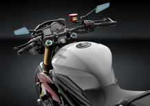 Rizoma: accessory line per Triumph Speed Triple 1050 R/S