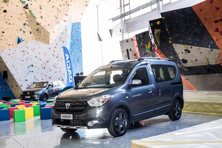 Dacia: ecco la serie speciale Brave (4)