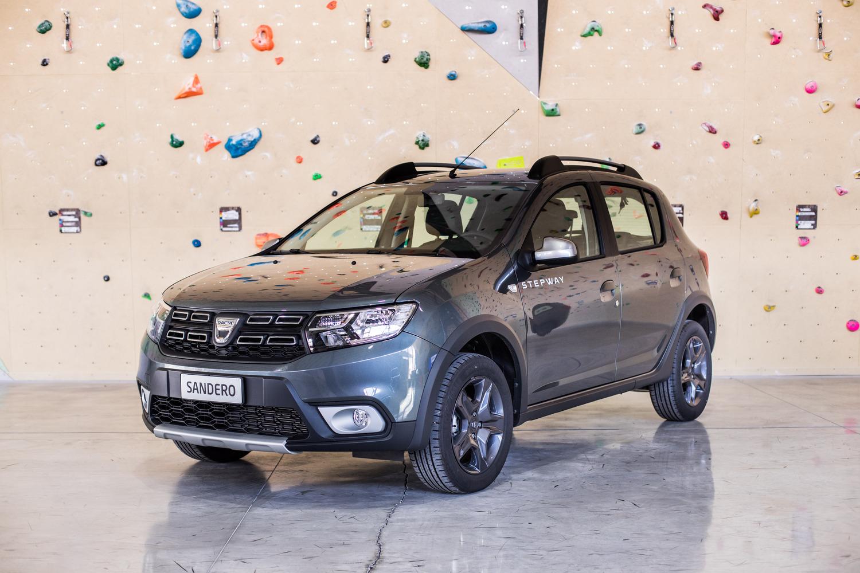 Dacia: ecco la serie speciale Brave
