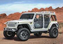 Jeep, le 7 concept per l'Easter Jeep Safari 2017