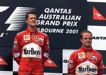 Ferrari: tutti gli esordi ruggenti