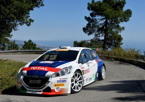 """CIR 2017. Sanremo 1. Andreucci-Peugeot: """"Più Veloci del tempo!"""""""