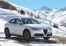 Alfa Romeo Stelvio: arriva il Diesel 2.2 180 CV a trazione posteriore