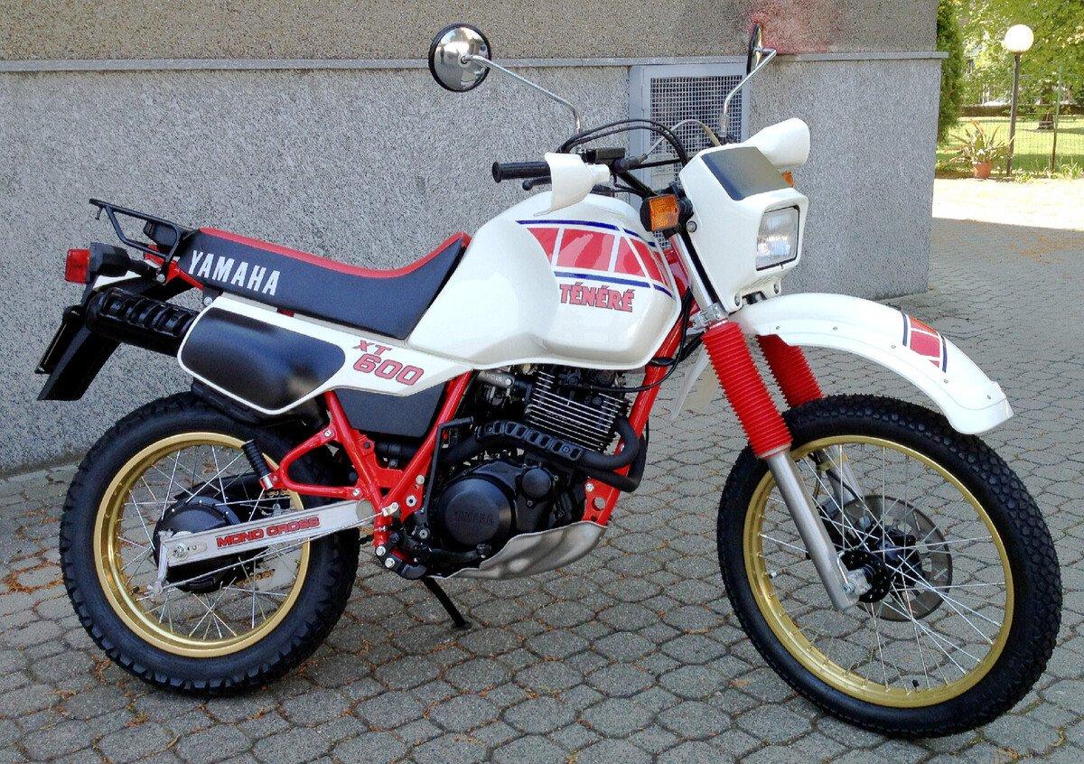 carino economico grande sconto rivenditore sporco Restaurando, quinta puntata: Yamaha XT 600 Ténéré 34L - News - Moto.it