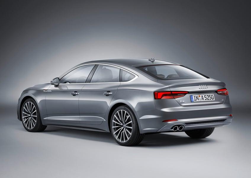 Audi A5 Sportback (2)
