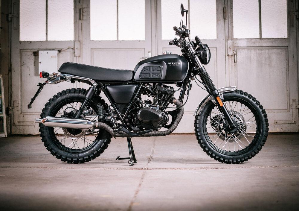 Brixton Motorcycles BX 125 X Scrambler EFI (2017 - 19) (3)