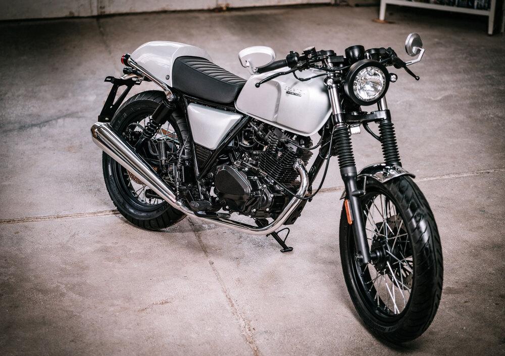 Brixton Motorcycles BX 125 R Cafè Racer EFI (2017 - 19) (4)