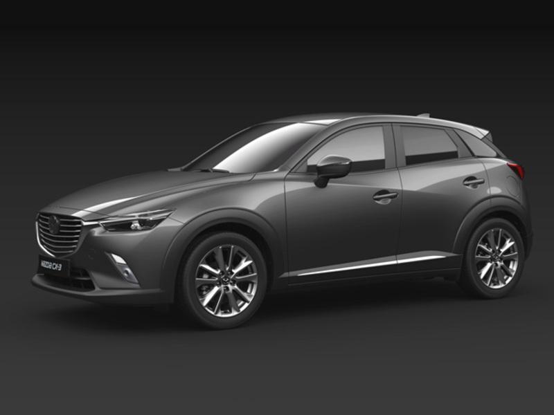 Mazda CX-3 2.0L Skyactiv-G Essence