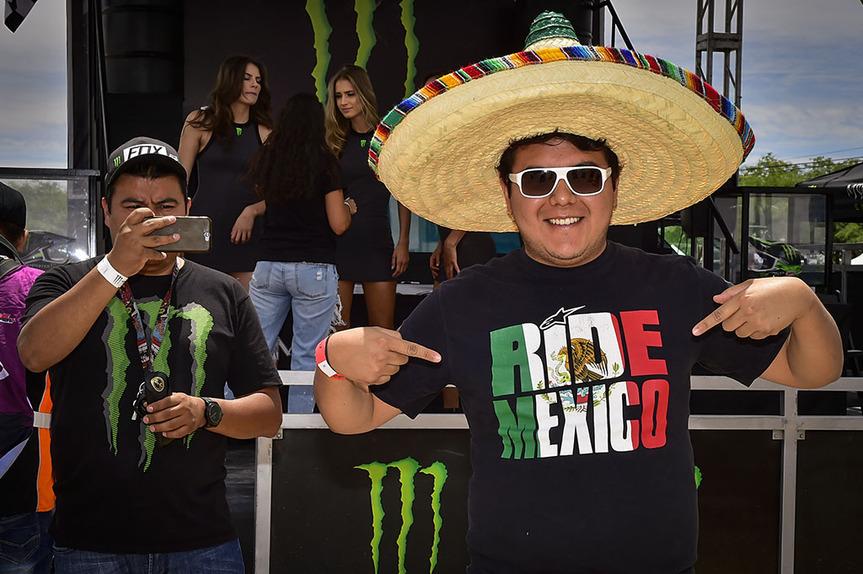 Gallery MX 2017. Gli scatti più spettacolari del GP del Messico (2)
