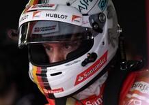 F1, GP Cina 2017, FP3: Vettel davanti a tutti