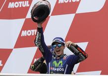 MotoGP 2017. Viñales: Potevo battere anche Márquez