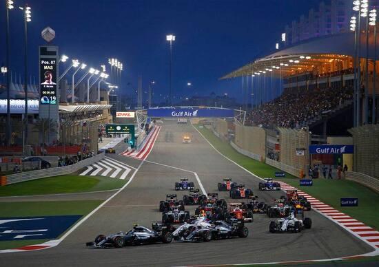 Orari Formula 1 GP Bahrain 2017 diretta Rai e Sky
