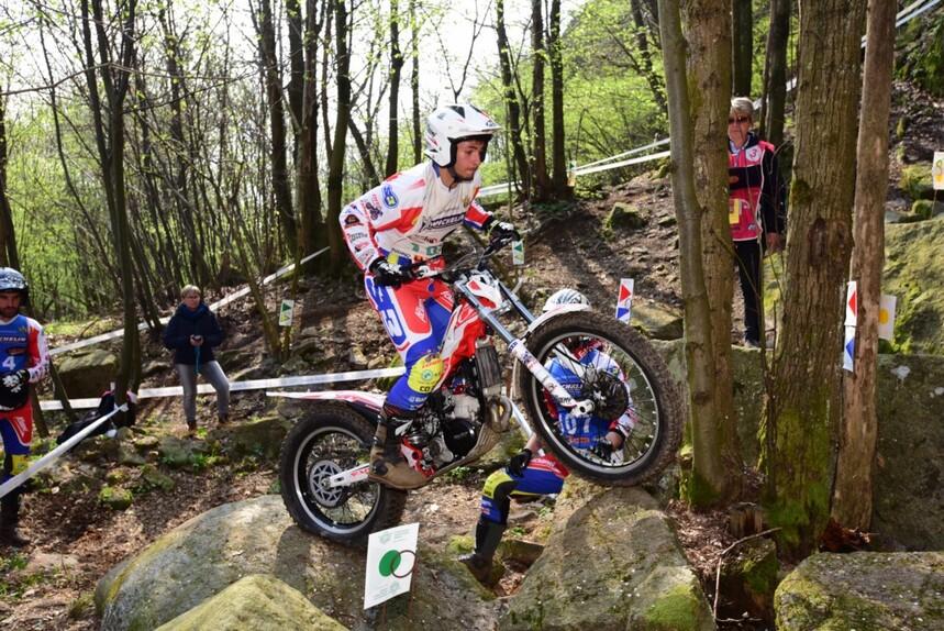 Campionato Italiano Trial. Falsa partenza (4)