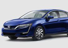 Honda Clarity: ora è anche plug-in ed elettrica