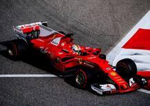 F1, GP Bahrain 2017, Vettel: «La vittoria? Una grande prova di squadra»