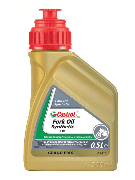 I fluidi Castrol per le sospensioni