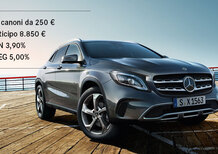 Offerta DrivePass per Mercedes GLA