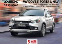 Mitsubishi ASX 15950 € incluso Navi