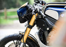 BMW S1000R 4CYL by Deus
