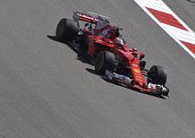 F1, GP Russia 2017, FP2: Vettel davanti a tutti
