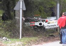Gemma Amendolia si sveglia dal coma dopo l'incidente al Targa Florio