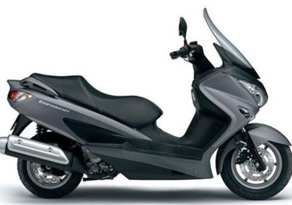 Suzuki Burgman 200 (2017 - 19) (3)