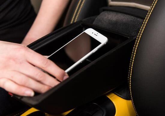 Nissan, arriva la Juke anti-smartphone