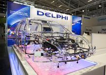 Spin-Off Delphi Powertrain: meno endotermico, solo tecnologie future