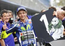 MotoGP 2017. Rossi: La M1 2017 mi piace sempre di più