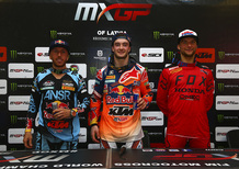 MX 2017. Le interviste dal podio, GP della Lettonia